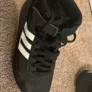 Wrestling shoes size 2